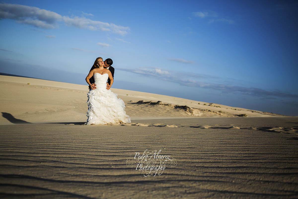 Post boda en el bah a real de tania y jose fuerteventura - Fotografo en tenerife ...