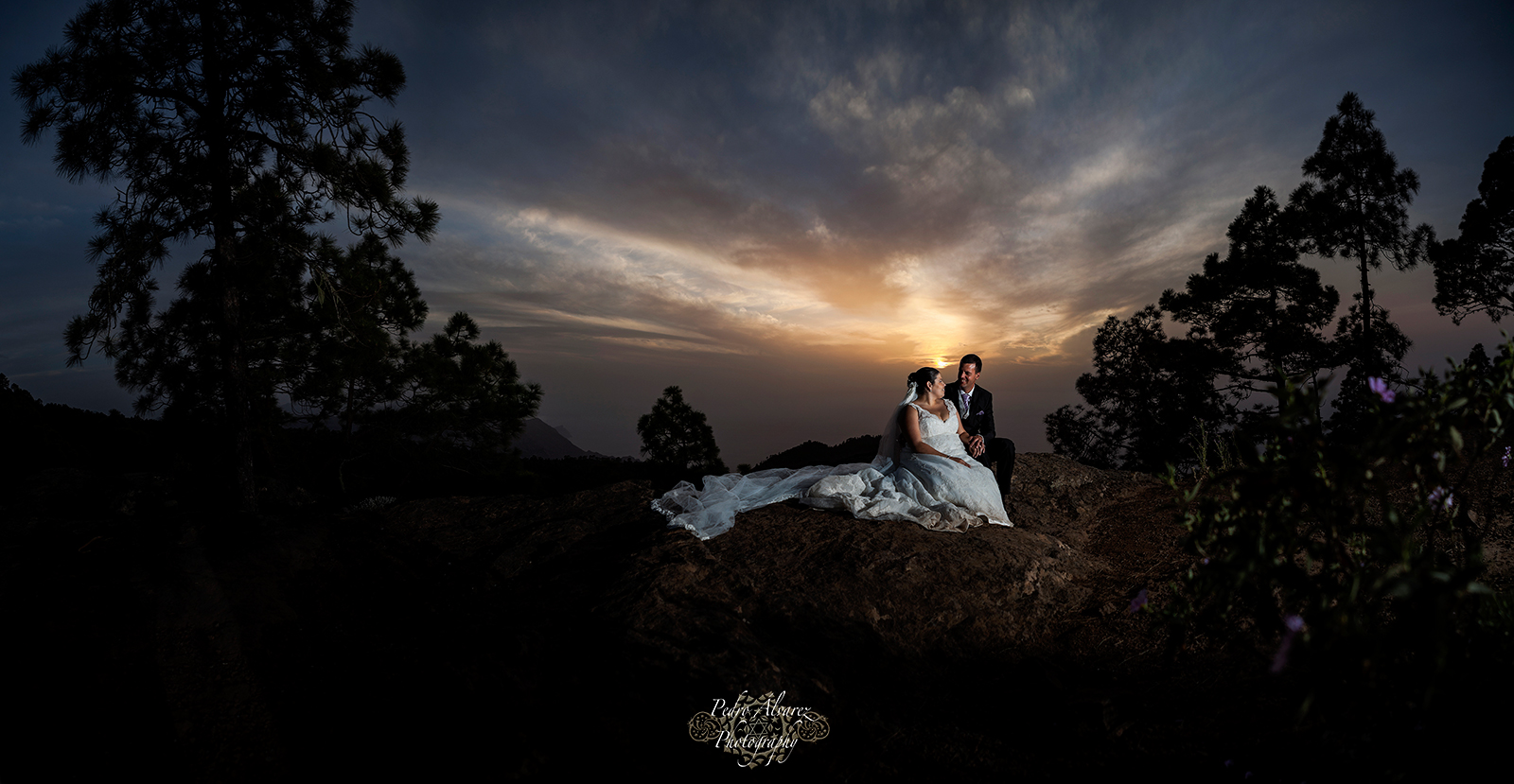 Post boda de almudena y yeray fotos bodas fot grafos de - Fotografo las palmas ...