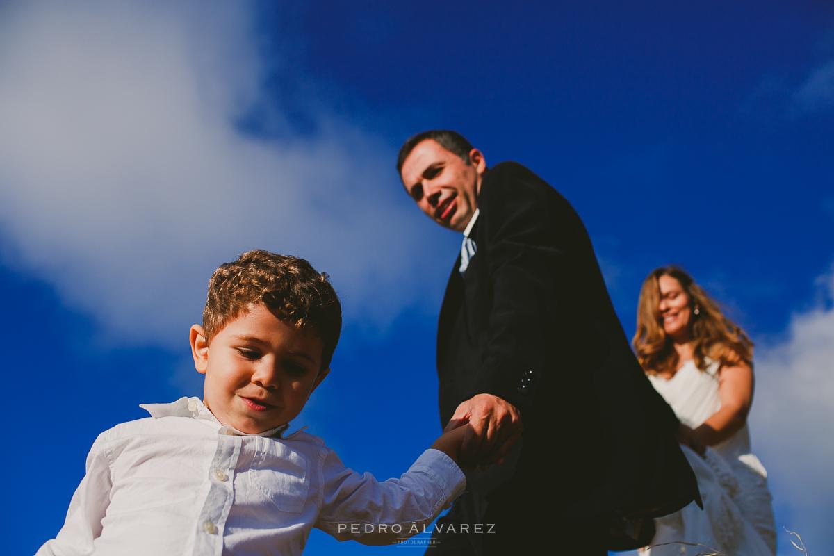 Adelanto de la sesi n de fotos familiar y la post boda de - Fotografo gran canaria ...