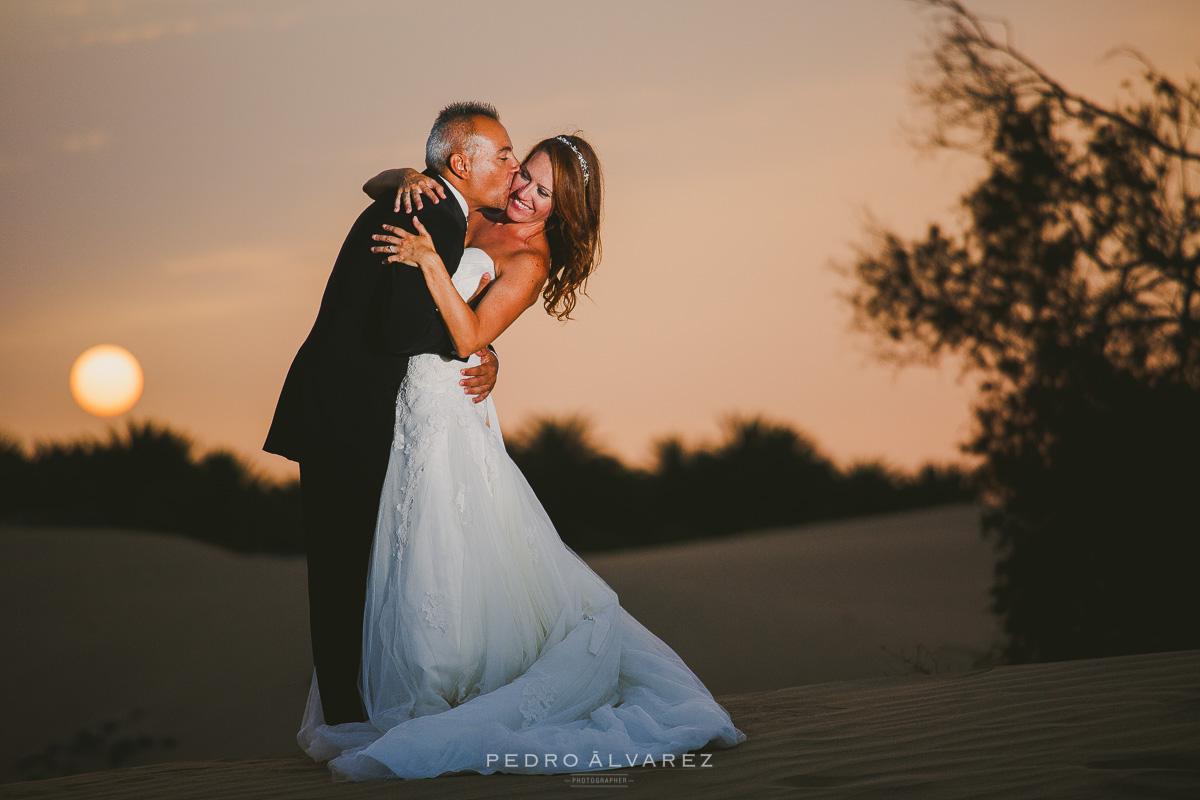 Adelanto de la post boda en gran canaria de yanira y jose - Fotografo las palmas ...