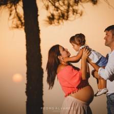Sesiones de maternidad embarazo y familia en Gran Canaria