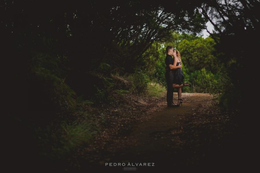 Pre boda en la isla de la palma tenerife lidia y manu - Fotografo en tenerife ...