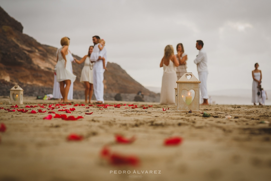 Fotos de bodas en la playa de famara lanzarote fotos - Fotografo en tenerife ...
