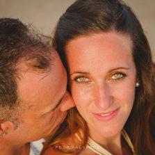 Sesión de pareja playa Dunas de Maspalomas