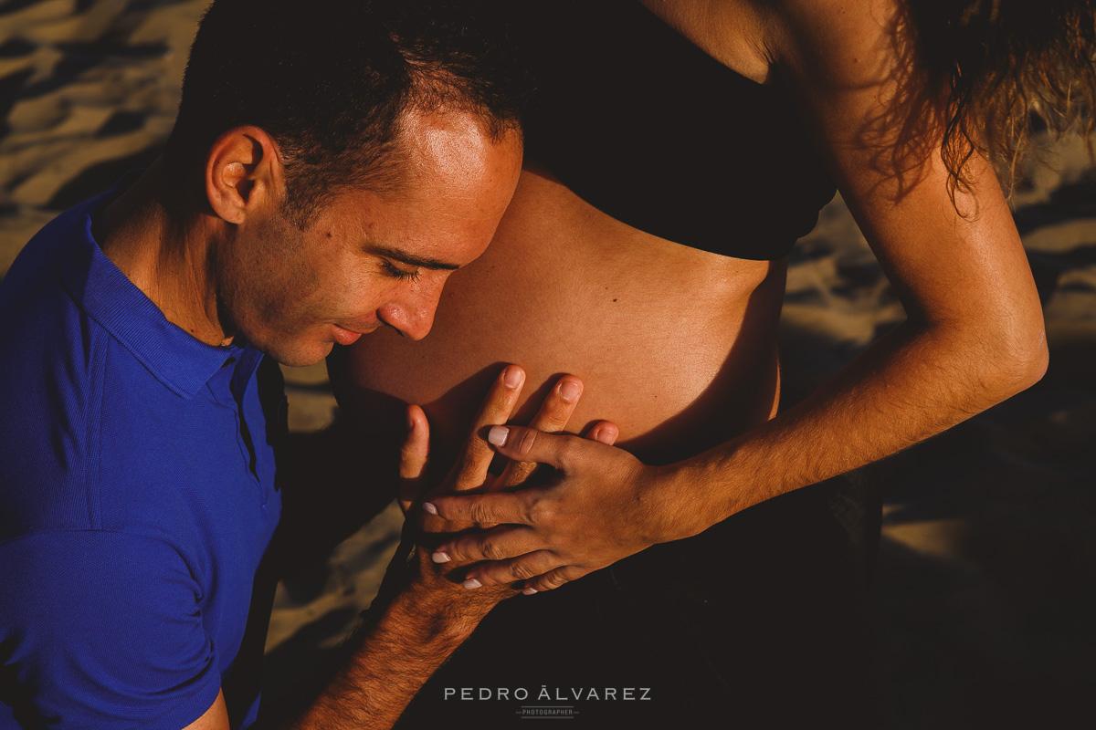 Sesi n de fotos de embarazo acu ticas en las palmas de - Fotografo gran canaria ...