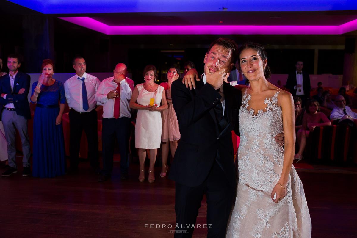Reportaje de boda en lanzarote hotel costa calero - Fotografo gran canaria ...