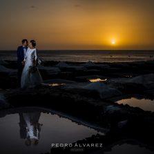 Boda en La Palma de Ana, fotógrafos de bodas en La Palma